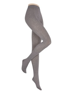 Kunert Fashion elegant rib cotton tights