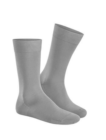Kunert Clark Socks lichtgrau