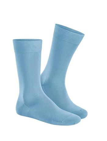 Kunert Clark Socks sky blue