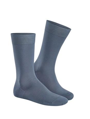 Kunert Clark Socks blue-grey