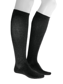 Julius Kunert Fly & Care Men's Compression Knee High Socks