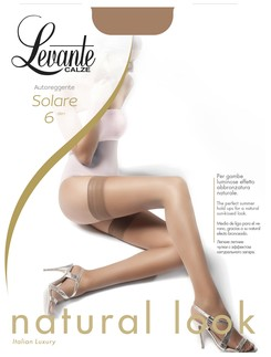 Levante Solare 6  Stockings 6DEN
