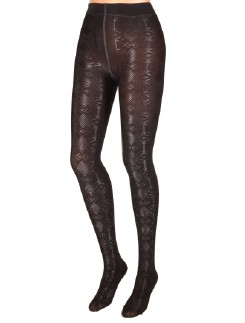 Levante opaque patterned tights