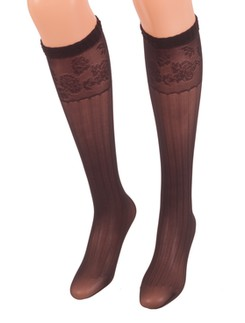 Levant Gambaletto Fashion Knee High Socks