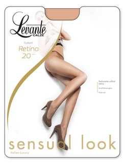 Levante Retina 20 Fine Net Tights