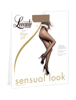 Levante Riga 20 Backseam Tights