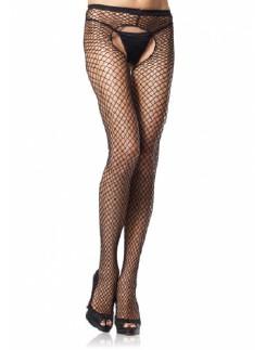 Leg Avenue Ouvert Net Pantyhose