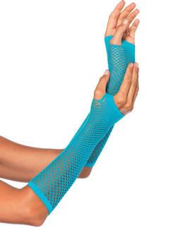 Leg Avenue Fingerless Fishnet Gloves