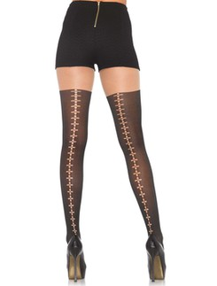 Leg Avenue Fantasy Backseam Pantyhose