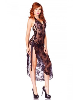 Leg Avenue Negligee With G-String