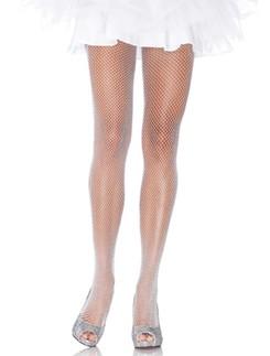Leg Avenue Glitter Fishnet Pantyhose