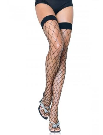 Leg Avenue Fishnet Hold-Ups black