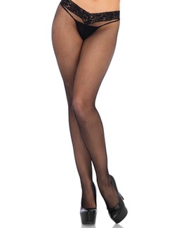 Leg Avenue Low Rise Micro Fishnet Tights