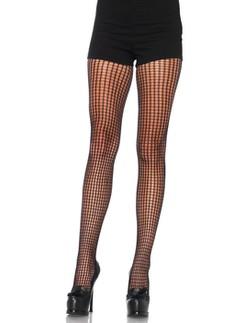 Leg Avenue Square net pantyhose