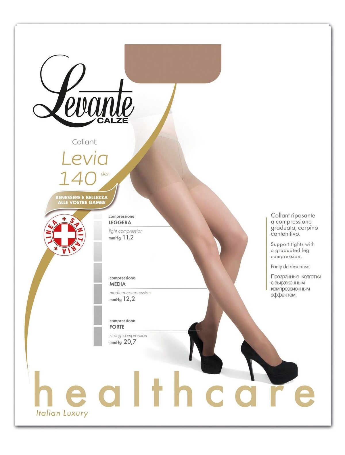 bfc00804bf4 Levante Levia 140 Strong Support Tights