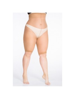 Lida shortthighs protection against chafing Size+ 30DEN