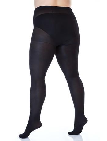 Lida tights Microfiber XXL 55-67 hips & big gusset