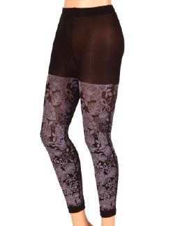Mura Flowers Leggings