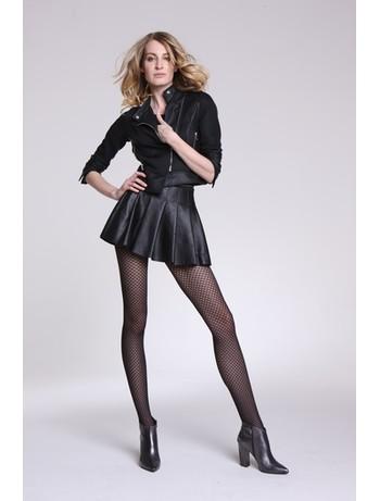 Mura Rete Comprente net tights nero