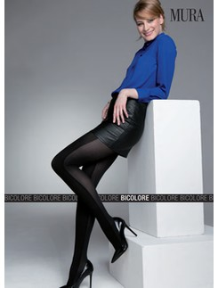 Mura Bicolore tights