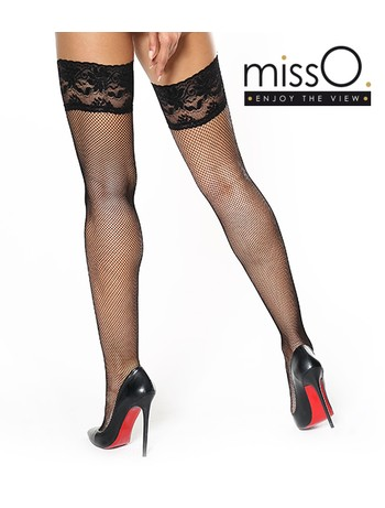 MissO Fishnet Hold-Ups black
