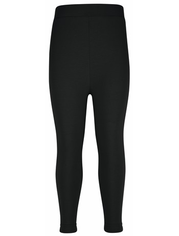 Nur Die Baumwoll children leggings black