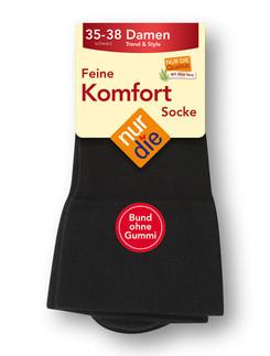 Nur Die Fine Comfort Socks