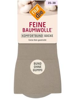 Nur Die Feine Comfort Socks