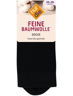 Nur Die Fine Cotton Socks
