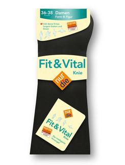 Nur Die Fit & Vital Women's Knee-Highs