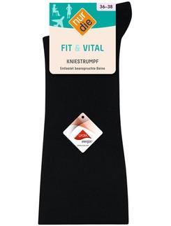 Nur Die Fit & Vital Women's Knee High Socks