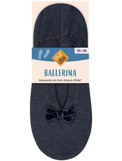 Nur Die Ballerina Home Socks