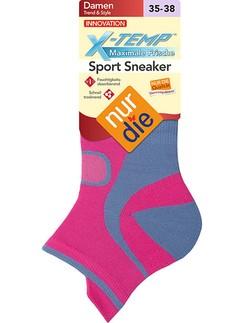 Nur Die X-Temp Sport Ankle Sock