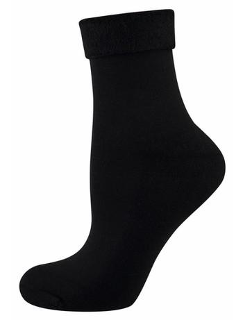 Nur Die Pflege & Komfort Relax Socks black