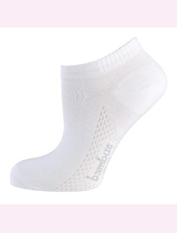 Nur Die Air Comfort Sneaker Socks white