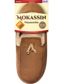 Nur Die Mokassin home slipper