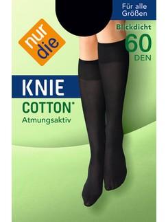 Nur Die Cotton Sensation Knee-highs
