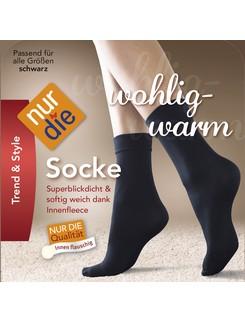 Nur Die Wohlig-Warm Socks