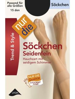 Nur Die Seidenfein Nylon Socks