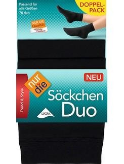 Nur Die Socks Double Pack