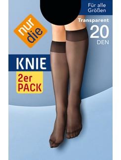 Nur Die Knie 20 Double Pack