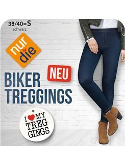NurDie Biker Treggings