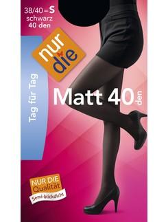 Nur Die Matt 40 Semi-Transparent Tights