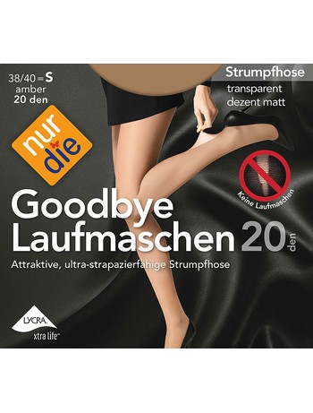 Nur Die Goodbye Running Knit 20 Pantyhose