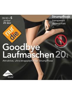 Nur Die Goodbye Running Knit 20 Pantyhose