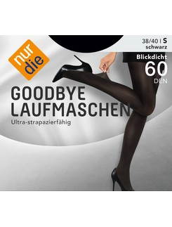 Only The Goodbye Running Knit 60 Pantyhose