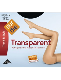 Nur Die Transparent Tights