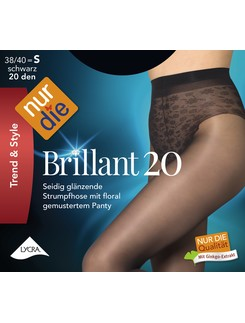 Nur Die Brillant 20 Tights Triple Pack