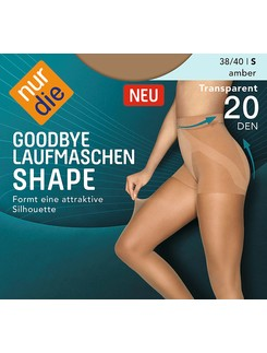 Nur Die Goodbye Running Knit Shape Pantyhose