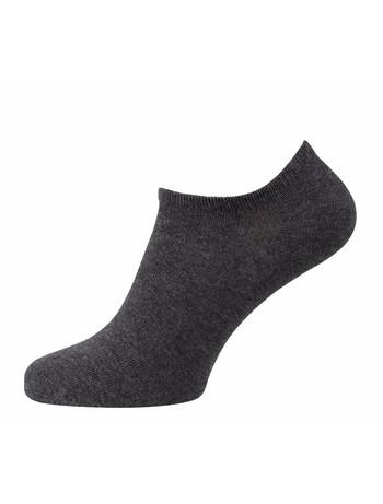 Nur Der Cotton 2er Pack Sneaker Socks Men anthracitemel